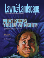 Lawn & Landscape Article Cover